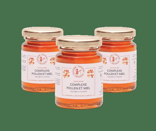 Secrets de Miel - Pollen - Miel