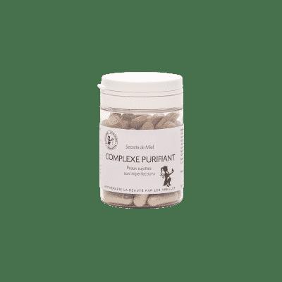 compléments alimentaites - Secrets de Miel - peaux à problèmes - produits naturels