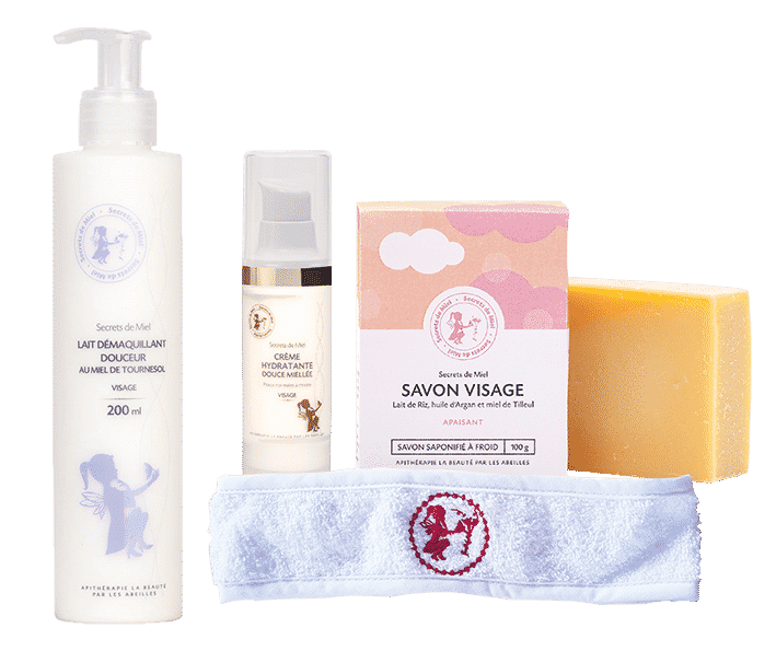 peaux sensibles - programme - produits naturels