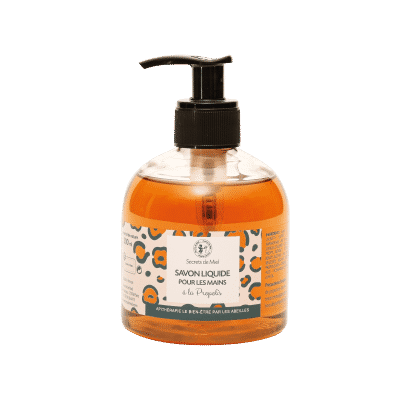 savon liquide mains - Secrets de Miel - produits naturels