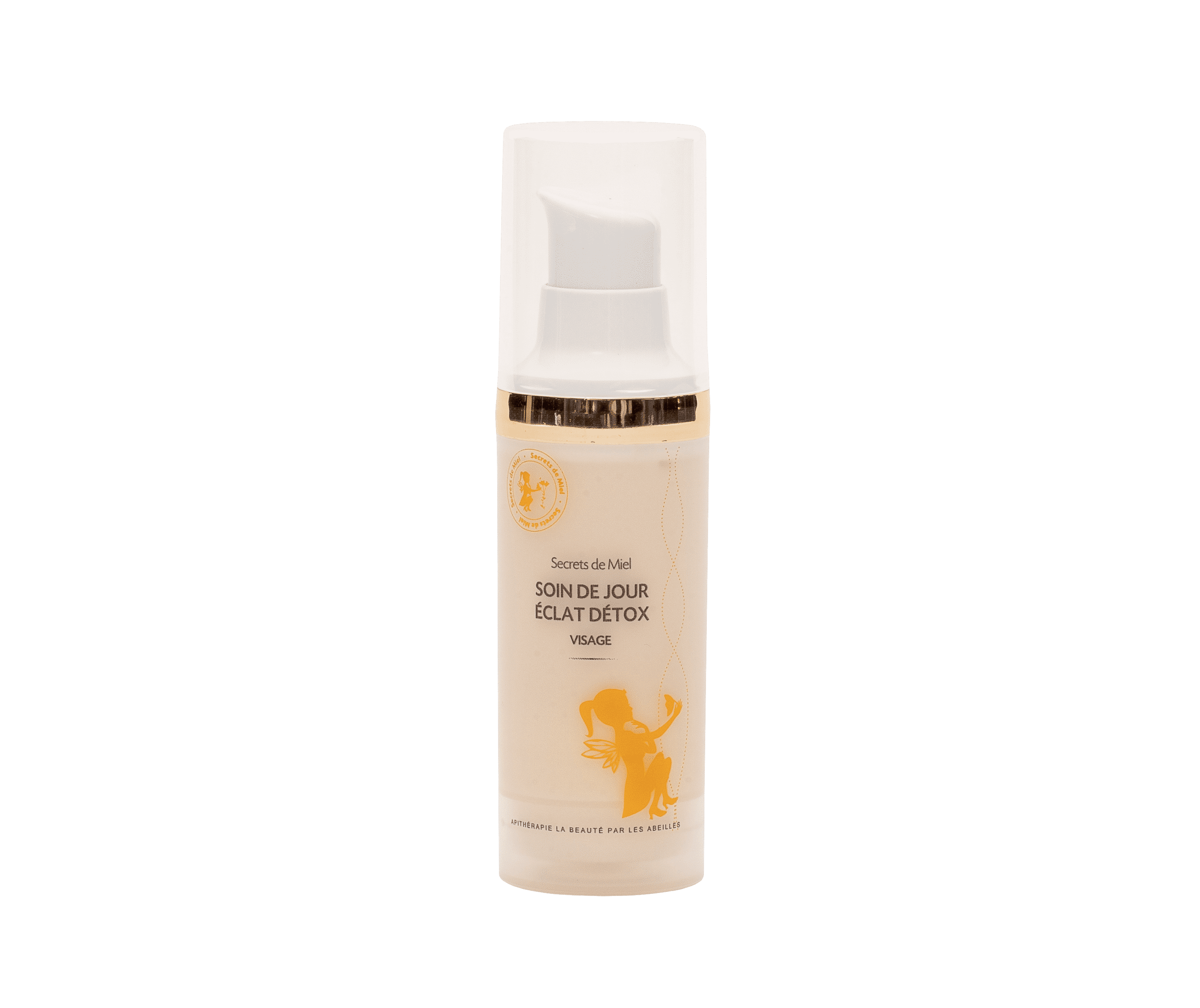 Soin de jour Eclat Detox - peau acnéique - maskne