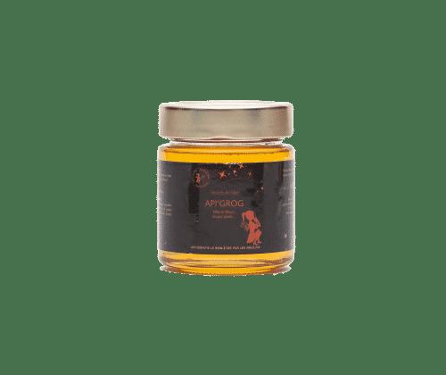 grog miel et rhum - Secrets de Miel - produits artisanaux - anti-coup de froid