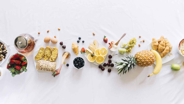 secrets de miel - alimentation équilibrée - made in france - fruits - vitamines - belle peau - sain - peau saine