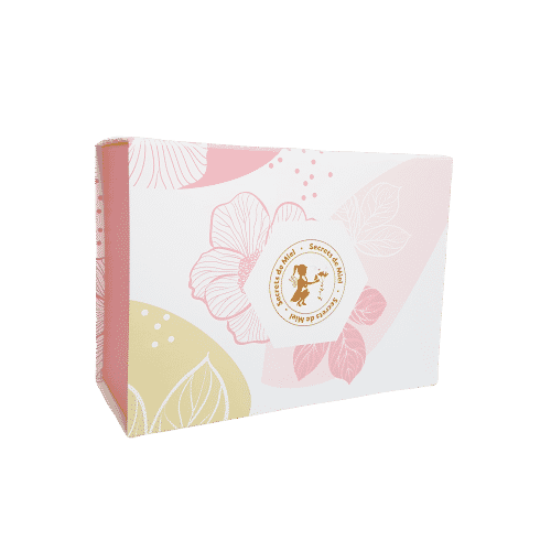 coffre cadeau - idée cadeau originale - sur-mesure - gourmand - artisanal - made in France - Secrets de Miel - coffret boite cadeau