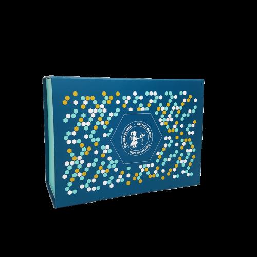 Secrets de Miel - cadeau - coffret cadeau - cadeau made in France