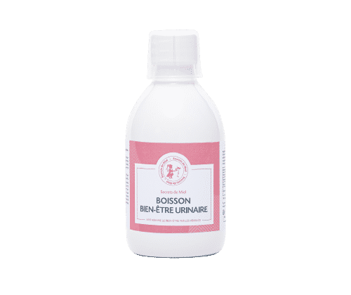 boisson confort voies urinaires - infections urinaires - plantes - canneberge - Propolis - Orthosiphon