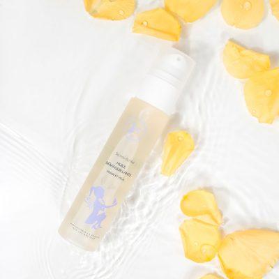 Huile démaquillante - visage et yeux - produits naturels - cosmétiques naturels - Secrets de Miel