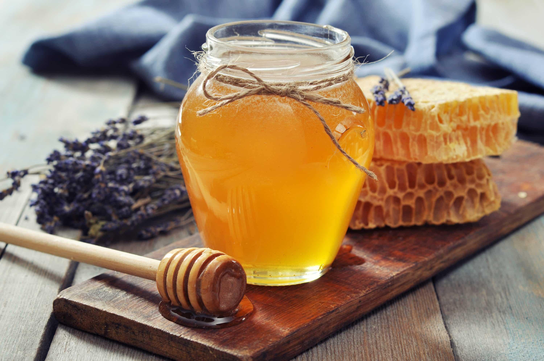 miel, calories