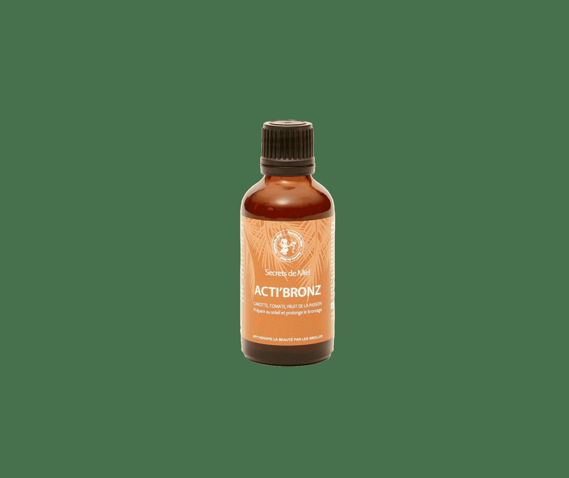 peau hâlée - complément alimentaire bronzage - bêtacarotène