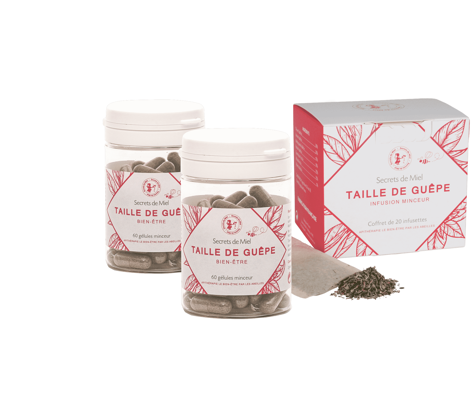 affiner son tour de taille - Minceur - Taille de Guêpe - produits naturels - Secrets de Miel