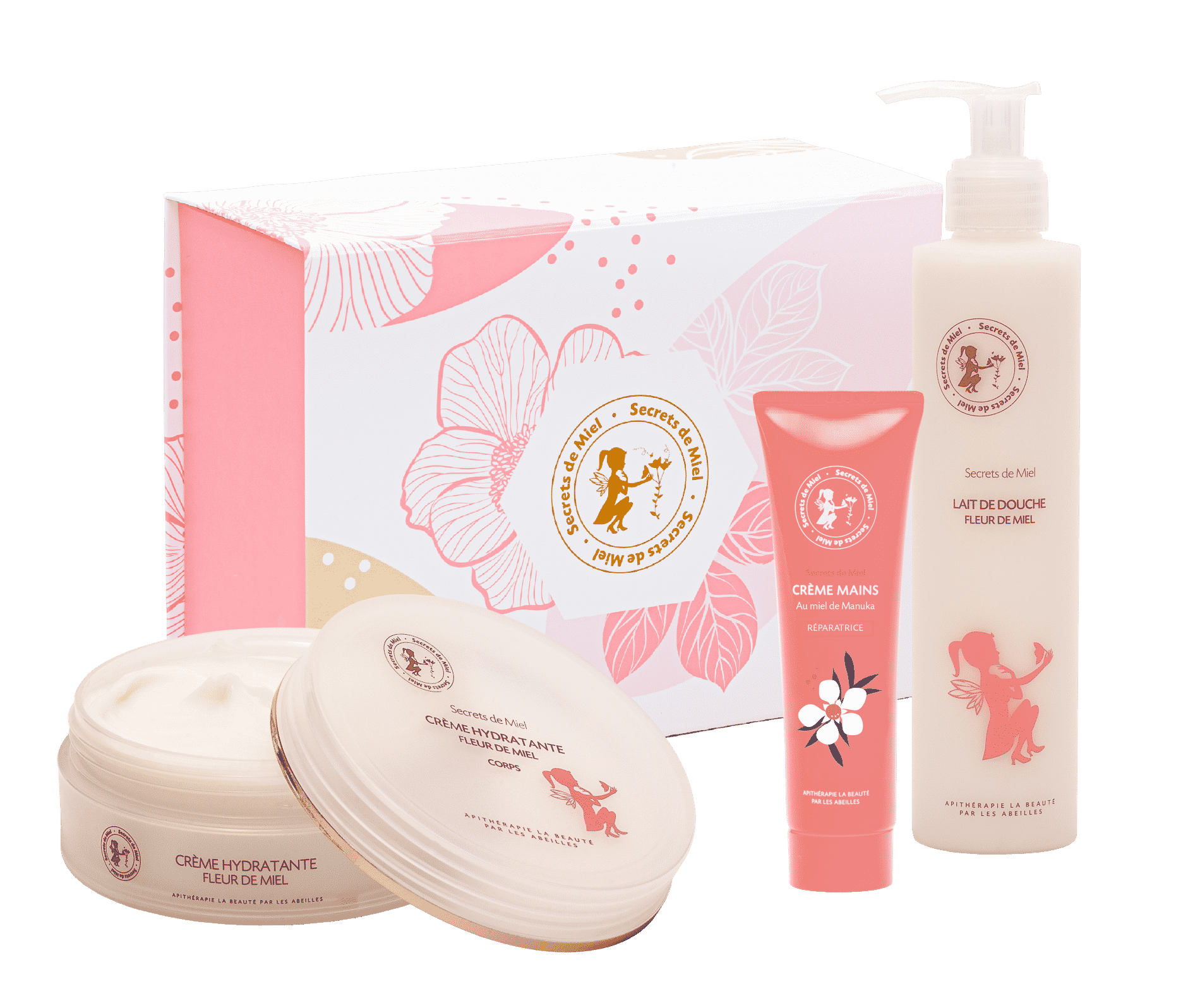 octobre rose - cancer féminins - cancer du sein - Secrets de Miel soutient l'association Rose Up - coffret cosmétiques